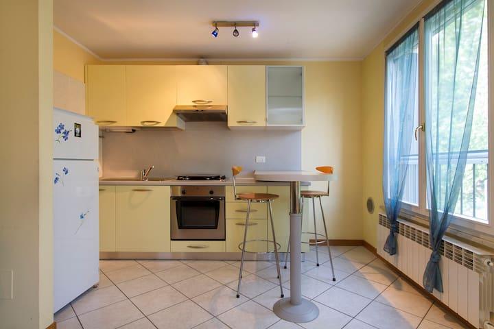 Mereghetti Apartment WI-FI RHO FIERA SAN SIRO - Vighignolo - Hus