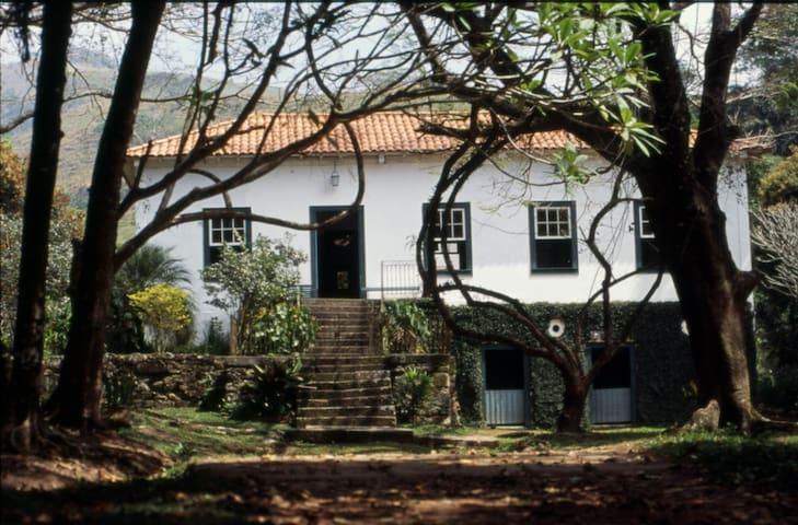 Fazenda da Barra - São José do Barreiro - Cabane