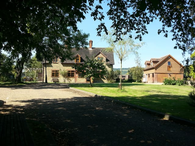 A gem in the Kent countryside - West Malling