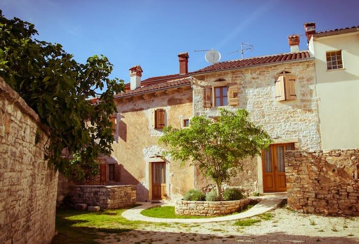 Amalia — Charming Old Istrian House - Žminj - Rumah