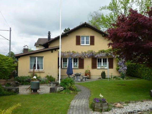 Zimmer in Haus am Stadtrand - Langenthal - Rumah