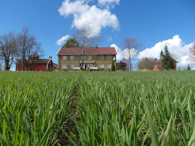 Pusterom i vakre omgivelser  - Fenstad - Huis