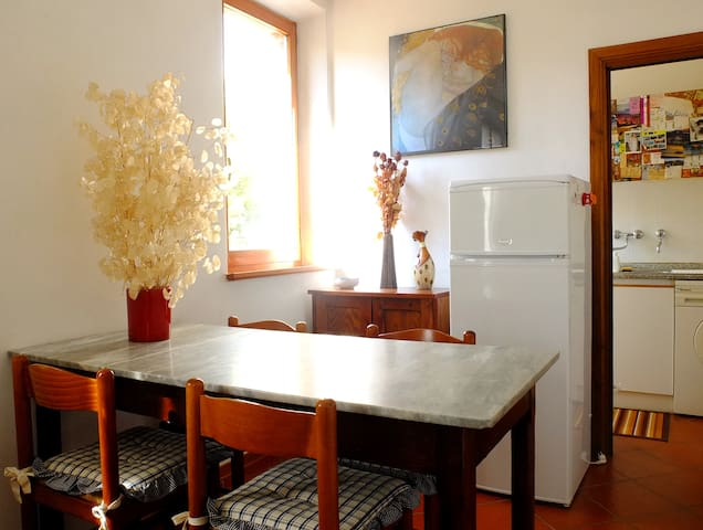 Cosy flat near Siena - Le More - Appartement