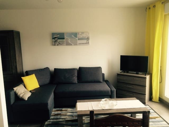 New flat, near golf, CHU, Memorial - caen - Departamento