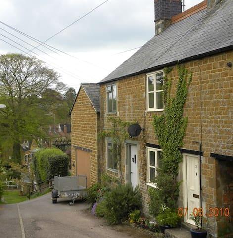 Rose Cottage,Hook Norton, Cotswolds - Hook Norton - Maison