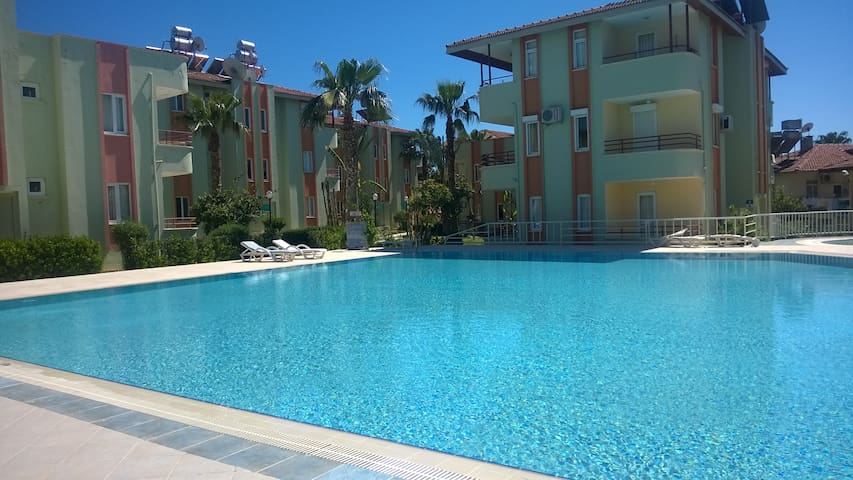 Relax in a room on Turkish Riviera - Side Belediyesi - Appartement