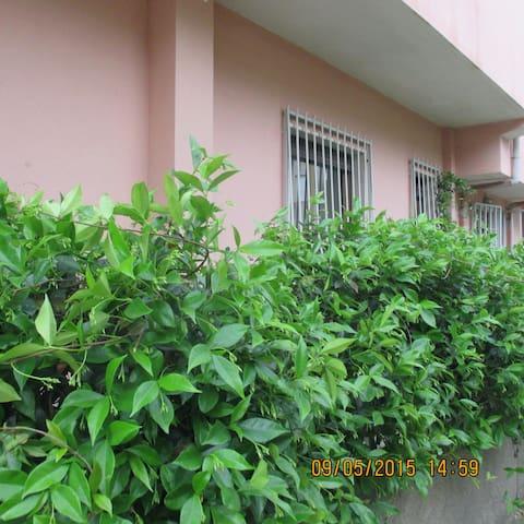 Appartamento con terrazzo e cortile - Tronca