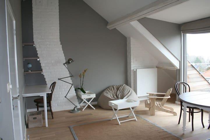 Superbe appartement avec terrasse - Rixensart - Appartement