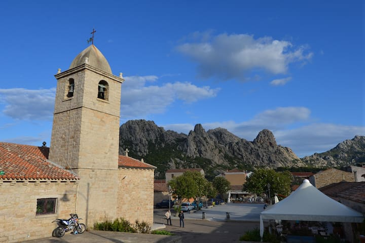 San Pantaleo - Costa Smeralda - San Pantaleo - Byt