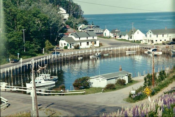 Summer Cottage Overlooking the Bay - Harbourville - Rumah