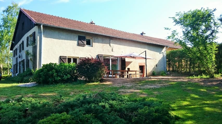 Holiday home in the Vosges - Corcieux - Casa