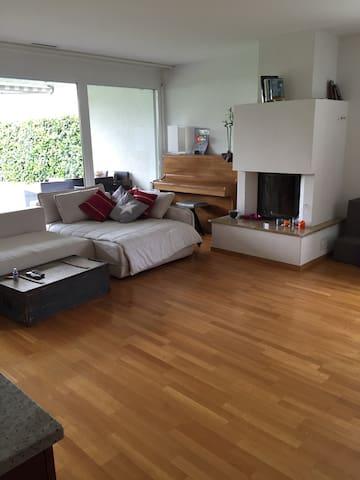 Cozy place close to Zurich - Wangen-Brüttisellen - Departamento