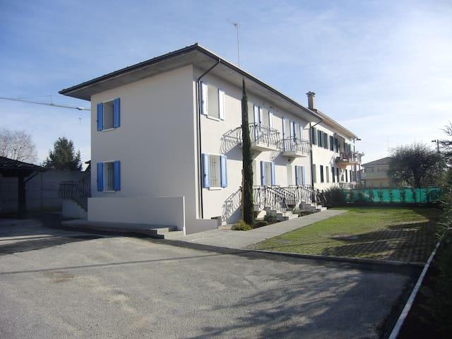 VG2/Art House residence Pordenone - Porcia - Apartamento