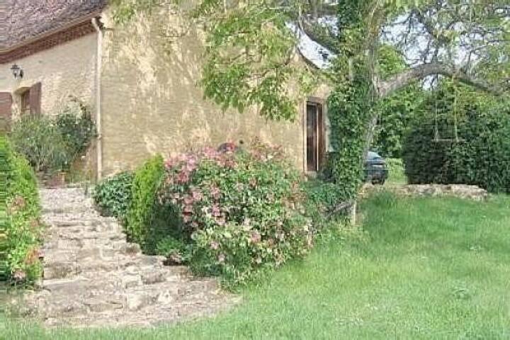 Villa de caractère, proche Sarlat - Coux-et-bigaroque - Hus