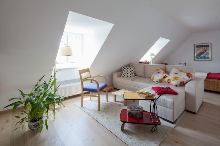 Top renoviertes Studio in Top Lage - Munich