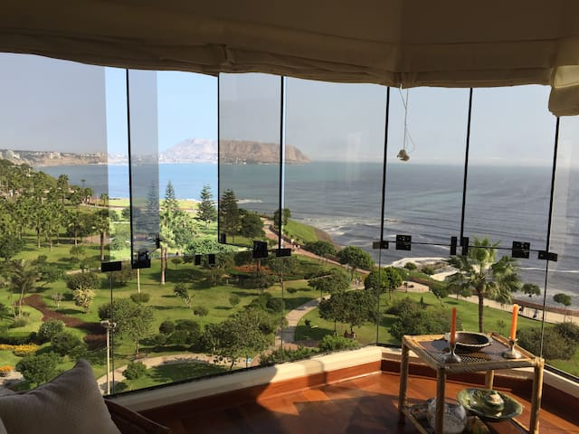 Miraflores ocean view - Lima - Apartmen