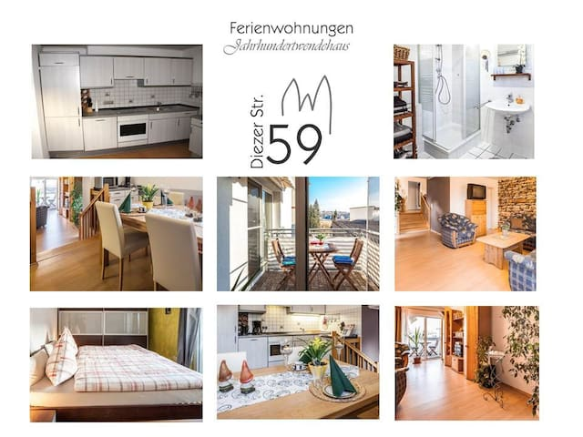 2room vacation apartment in Limburg - Limburg - Appartement