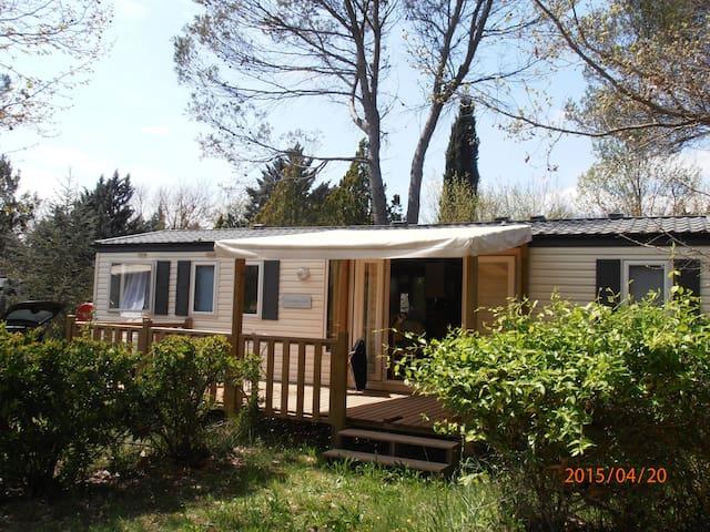 mobil-home résidentiel - Montauroux - Overig