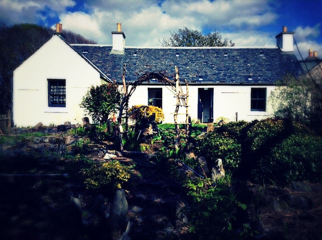 Isle of Ulva, small cottage. - Ulva Ferry - Bed & Breakfast