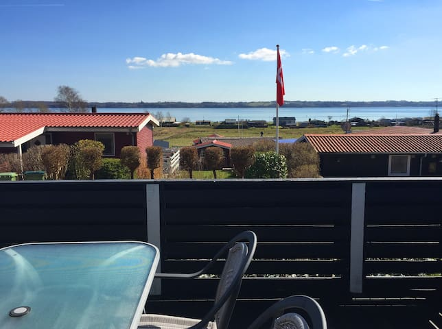 Amazing view of the water - Aabenraa - Casa de campo