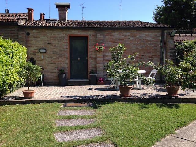 La Casina - Ferrara - Rumah