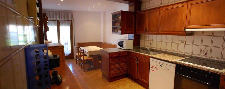 Bright/Large flat family friendly - La Pobla de Segur - Appartement