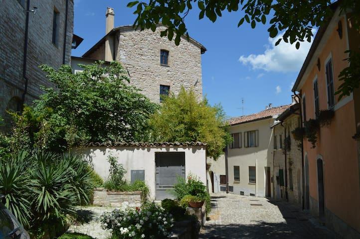 La Casa Rosa. Castello Sassoferrato - Sassoferrato - Maison