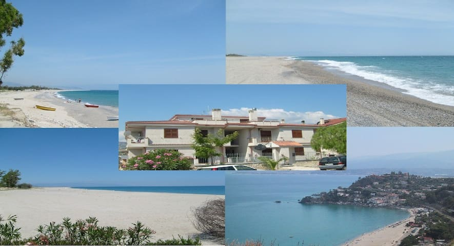 App. in Casa Maja, Calabria Jonica - Badolato Marina - Departamento