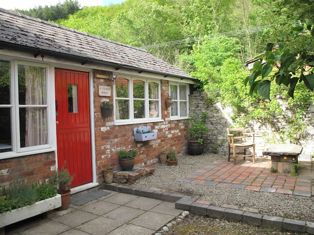 Secret hideaway in the Welsh hills - Knighton - Appartement