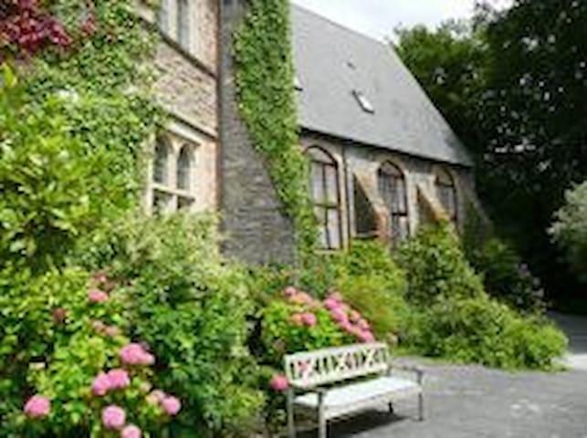 Chapel cottage with wonderfull view - Lostwithiel - Casa
