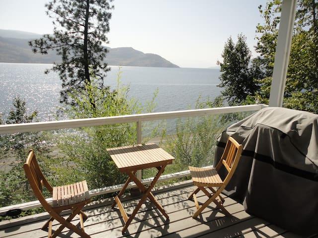 Lake View Peachland Private Suite  - Peachland - Apartment