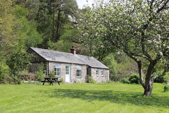 The Count House by the River Tamar - Tavistock - Дом