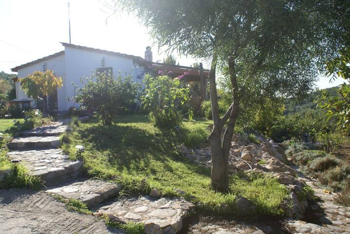 "Charming Holiday house ""O Ioannis"" - Kritinia"