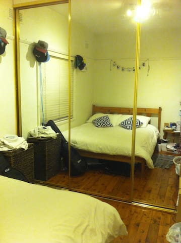 Room for 2 or single for 5 weeks - Manly - Appartement en résidence