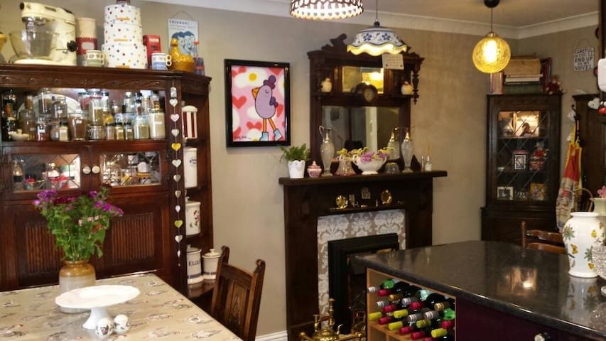 Quirky retro town house in Daventry - Daventry