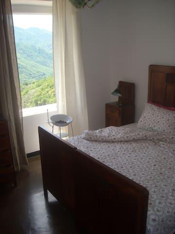Un'oasi nel verde entroterra ligure - San Colombano Certenoli - Appartement