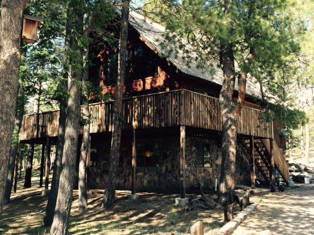 Spacious, Comfy Family Ski Home - Angel Fire - Casa