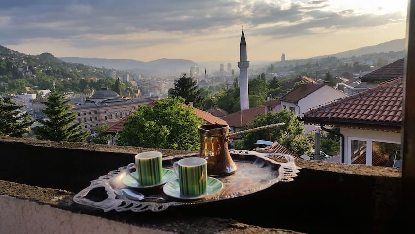 Sarajevo - Best view in Old Town - Sarajevo - Appartement