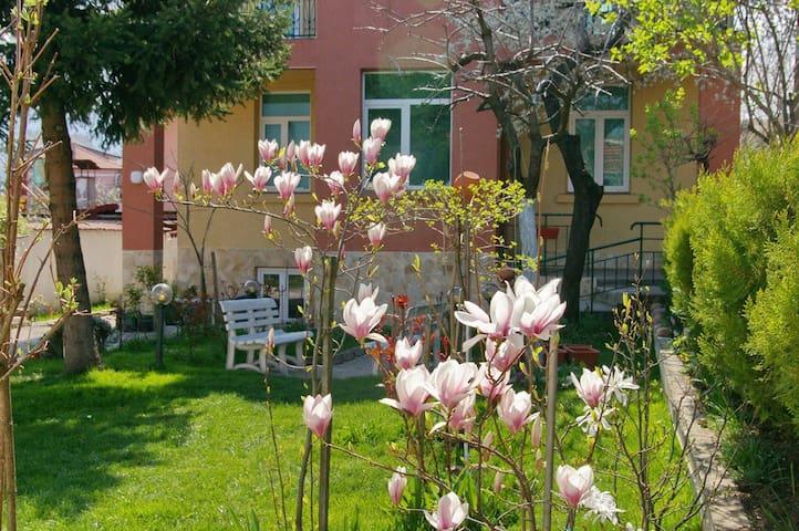 House with beautiful garden - Sofia - Huis