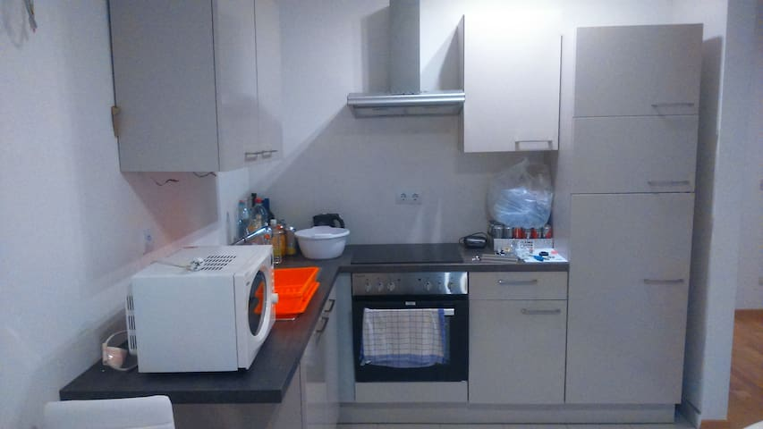 Nice place in new apartment - Zagreb - Leilighet