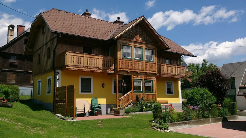 Landhaus Tippl kleines Appartement - Lantschern - Hus