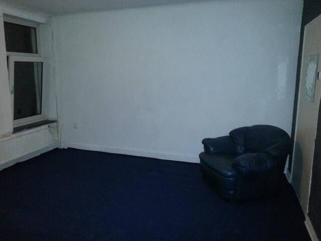 Nette kamer vlakbij Centrum/Station - Heerlen - Apartamento
