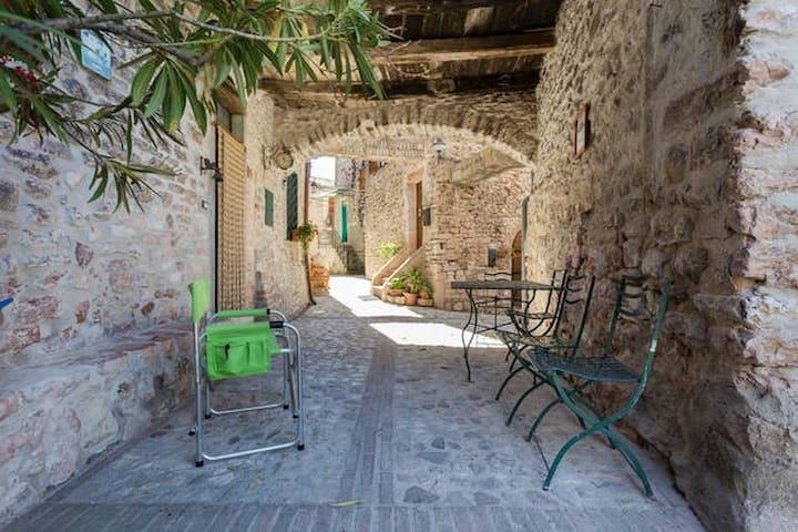 True Italian countryside UMBRIA - Spoleto - Casa