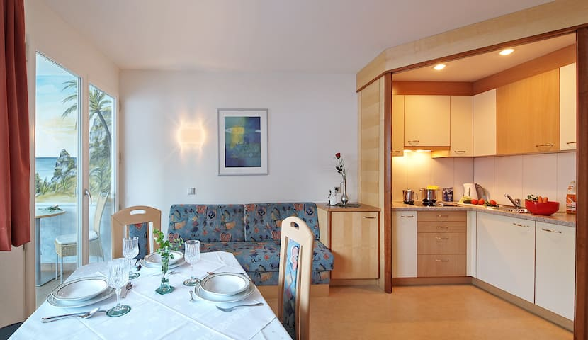 Apartment 75qm mit Wellness Ahrntal - Lutago - Apartment