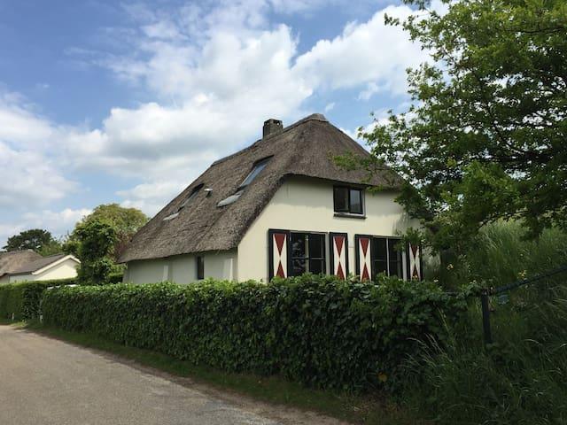Te huur vakantiewoning Zennewijnen - Zennewijnen - Casa de campo
