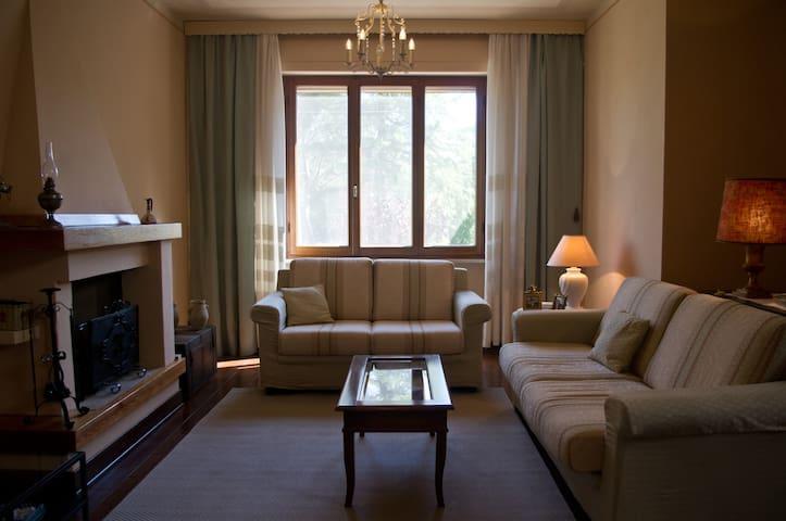 Villa con giardino in Toscana - Pozzo della Chiana - Huis