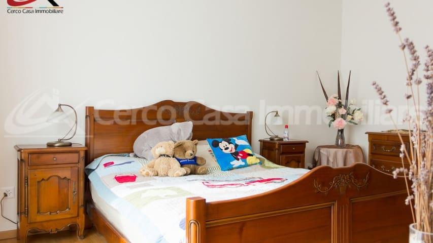 Chambre dans maison privée. - Lugano - Huis