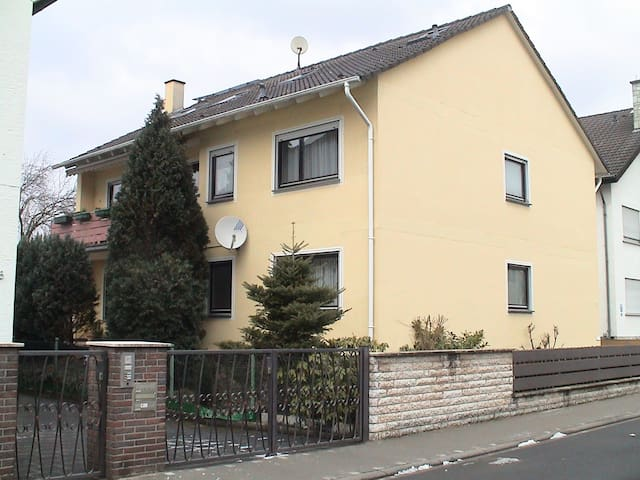 Beautiful Apartment Num.24 - Hanau - Leilighet
