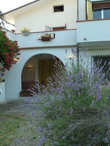 appartamento in villa sul mare - Torino di Sangro Marina (CH) - Daire