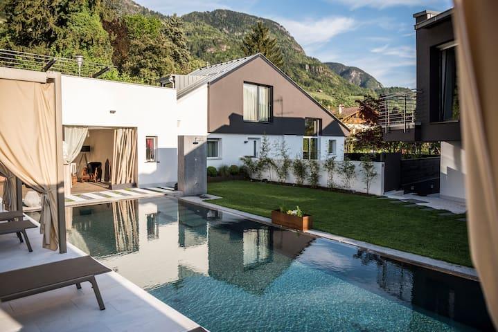 CHALET MERANGARDENVILLA - Merano - House